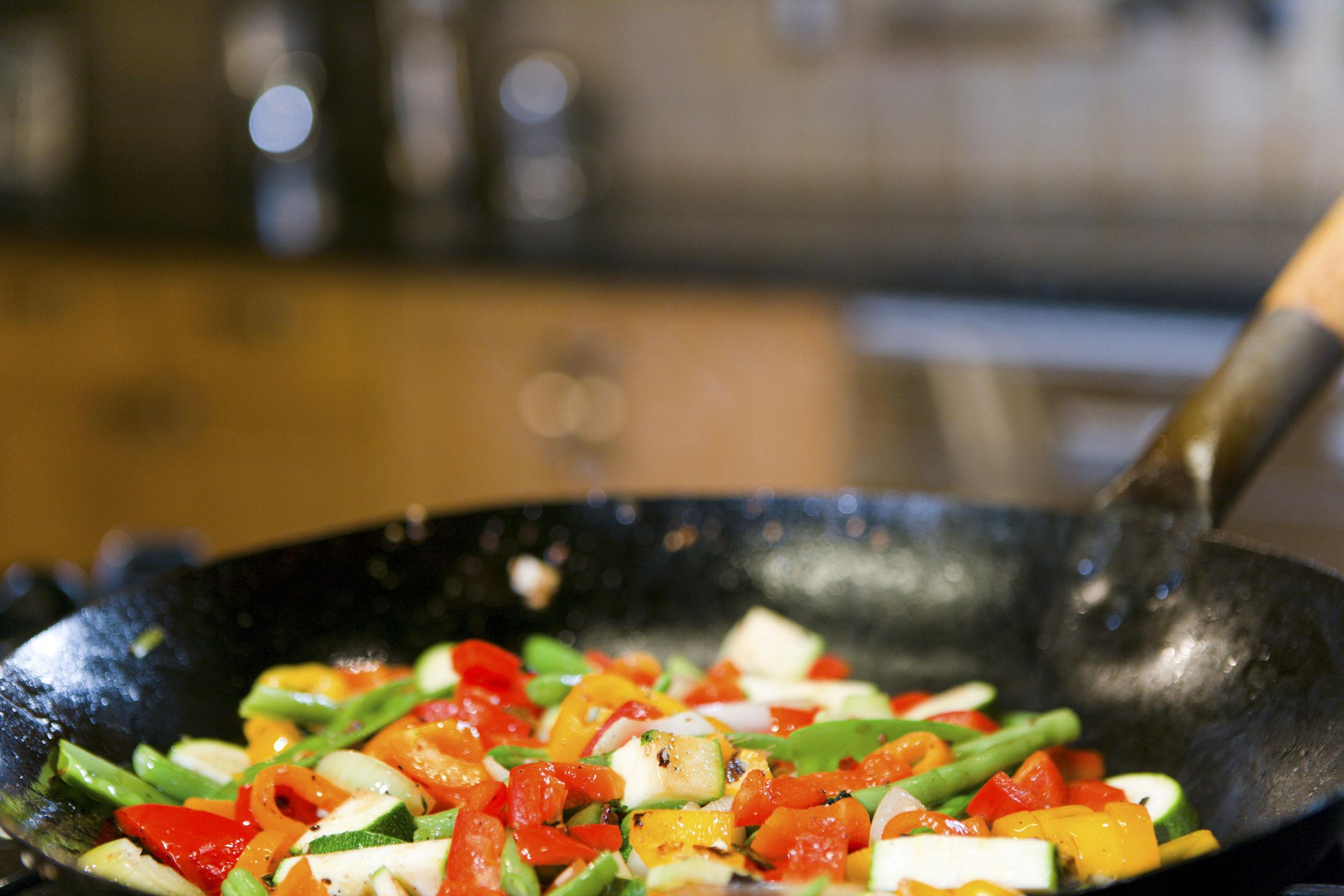 cucinare verdure a lungo