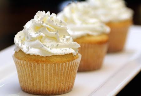 cupcake vaniglia