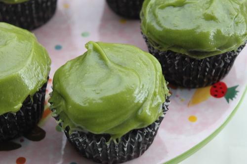 cupcakes all avocado