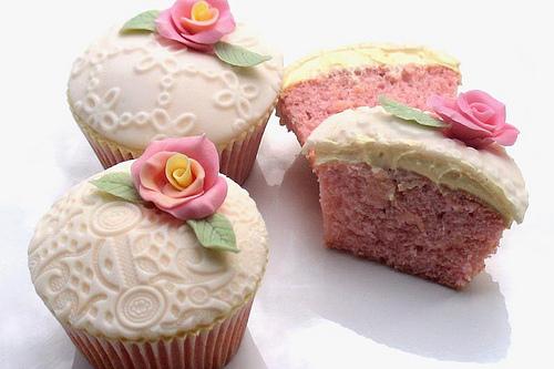 cupcakes menta piperita