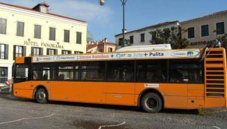 autobus venezia magigas clean venice