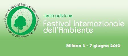 Festival Internazionale dell'Ambiente 2010