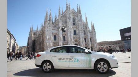 Auto elettriche, mobilità sostenibile a Milano