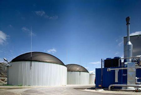 biogas impianto mini aziende agricole