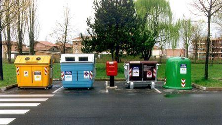 raccolta rifiuti stazione ecologica Sinalunga