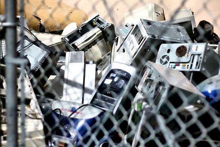 rifiuti elettronici riciclaggio bollate