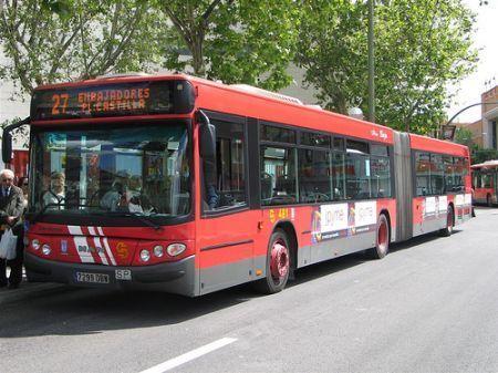 Spagna: tagliare le emissioni grazie al trasporto pubblico