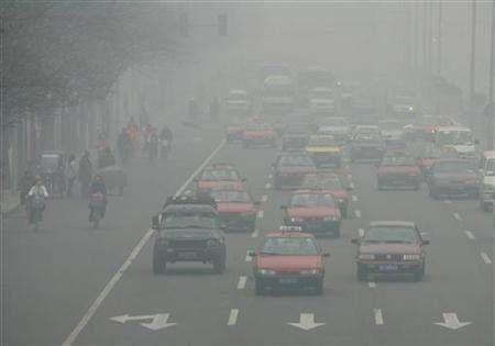 Cina, preoccupa l'evoluzione dell'inquinamento