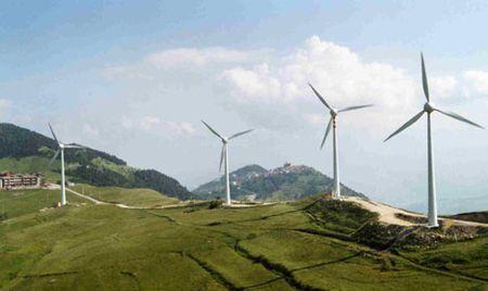 energie rinnovabili dati europei 2009 eolico