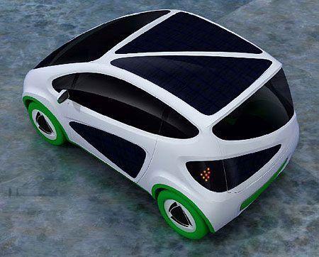 Fotovoltaico, la Fiat ricoperta di pannelli solari