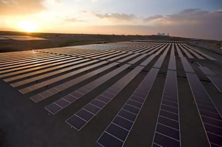 fotovoltaico pannelli solari aeroporto san jose