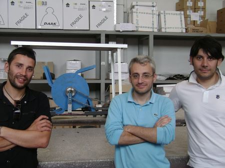 inquinamento spiagge robot energia solare