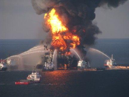 Piattaforma petrolifera Deepwater Horizon