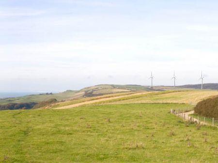 Nell'Isola di Wight riparte la produzione di pale eoliche riciclabili