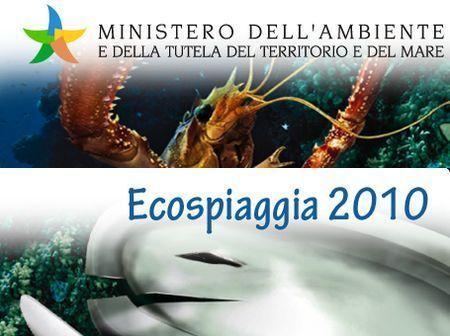 raccolta differenziata ecospiaggia 2010