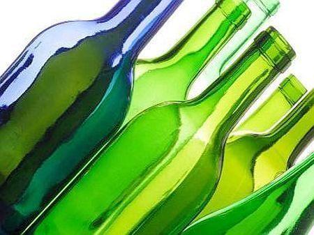 riciclaggio vetro vetreco recupero rottami vetro grezzo