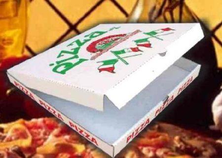 rifiuti cartone pizza ecologico riciclabile