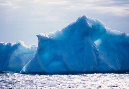 ambiente iceberg ghiacciaio groenlandia
