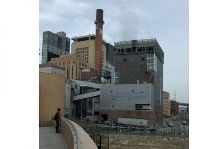 Impianto a biomasse di Helius