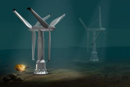 Energie rinnovabili, mega turbina off shore in Scozia