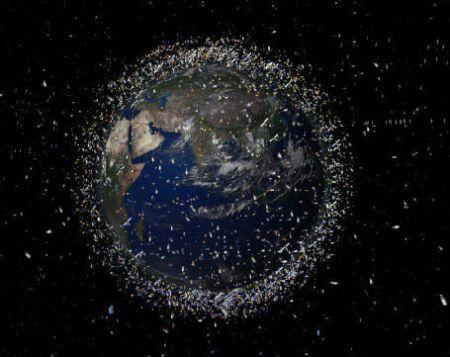 Rifiuti nello spazio, i più inquinanti sono Cina, Russia e USA