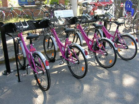 veicoli ecologici bike sharing new york