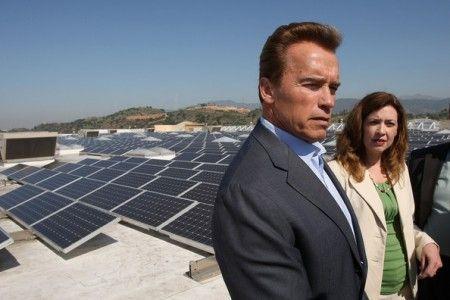 Nuovi obiettivi di energia rinnovabile per la California