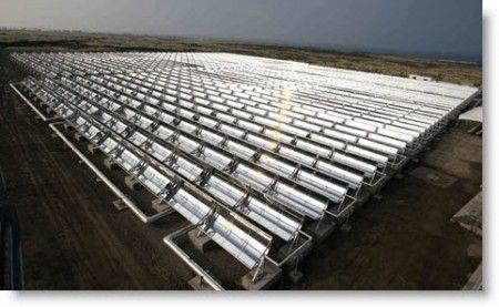 Nuovo mega impianto solare nel Regno Unito