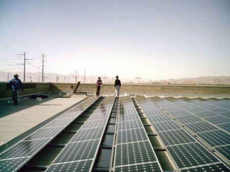 Energia solare, accelerazione indiana sul fotovoltaico