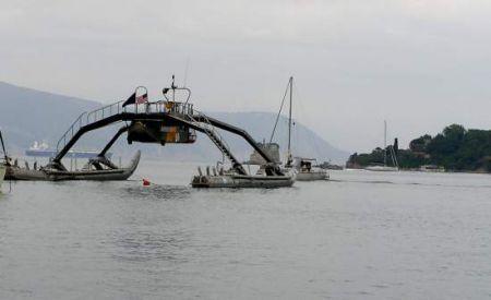 Proteus, il catamarano che sfrutta le maree