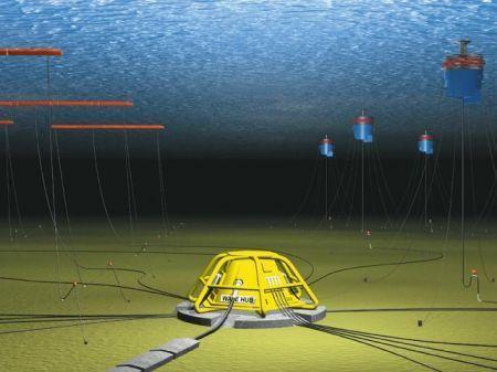 Test innovativi sullo sfruttamento delle correnti marine