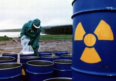 nucleare siti scorie nucleari