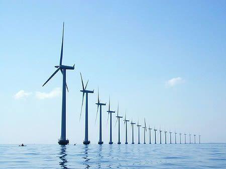 regno unito grande parco eolico