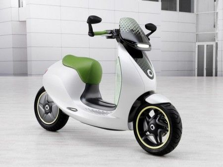 scooter elettrici smart escooter