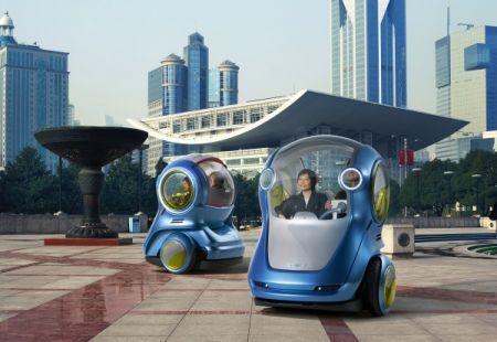 Shanghai, investimenti nel settore delle auto elettriche