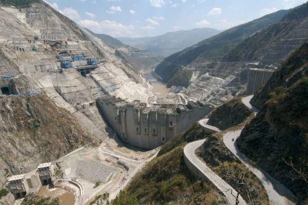 Progetti cinesi per lo sviluppo dell'idroelettricità