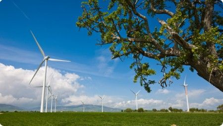un polo sulle rinnovabili in Irpinia