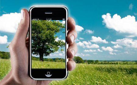 applicazioni green iphone