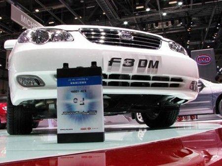 Pubblicate le nuove stime produttive sulle auto elettriche cinesi