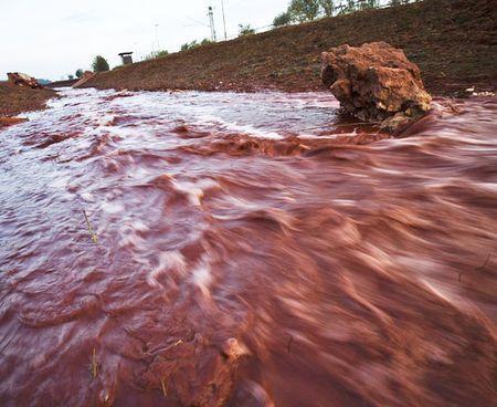 disastro ambientale ungheria aiuto unione europea