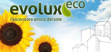 edilizia ecosostenibile ascensore pannelli solari