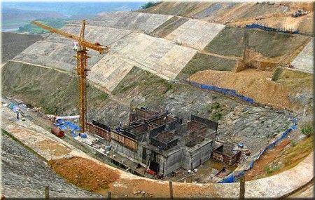 Terminata la realizzazione di una nuova centrale idroelettrica