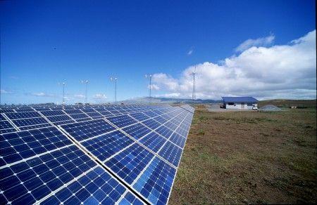 In realizzazione maxi impianto fotovoltaico USA