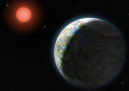 gliese 581 g terra pianeta
