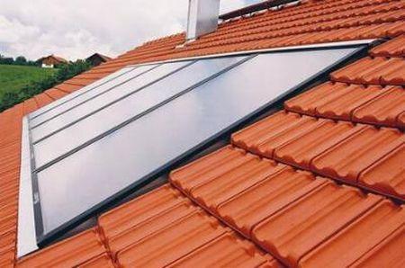 impianti solari acqua calda