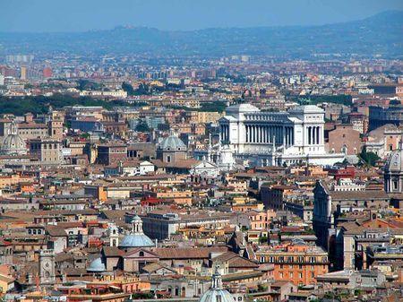 inquinamento ambientale roma