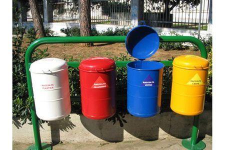raccolta differenziata rifiuti trucchi