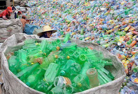 riciclaggio plastica consigli