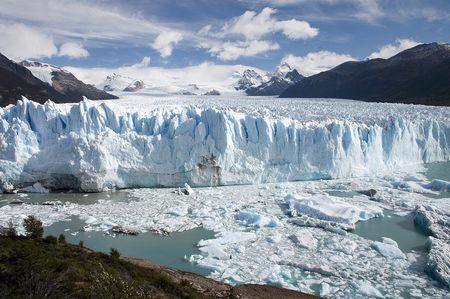 riscaldamento globale ghiacciaio perito moreno