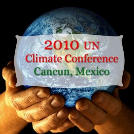 cambiamenti climatici vertice cancun